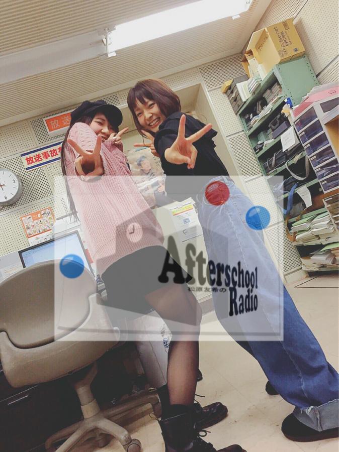 アフらじ 生出演 ✧2017.1.13