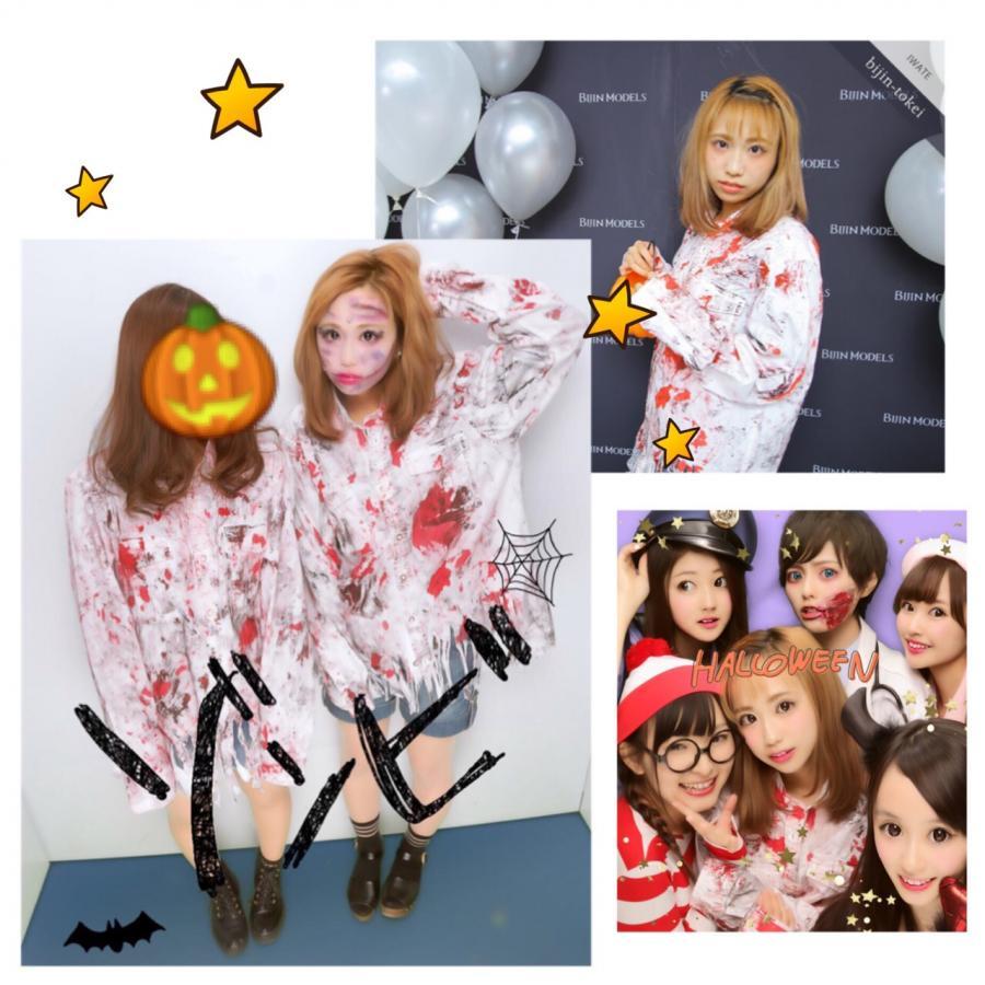 Halloweenパーティ